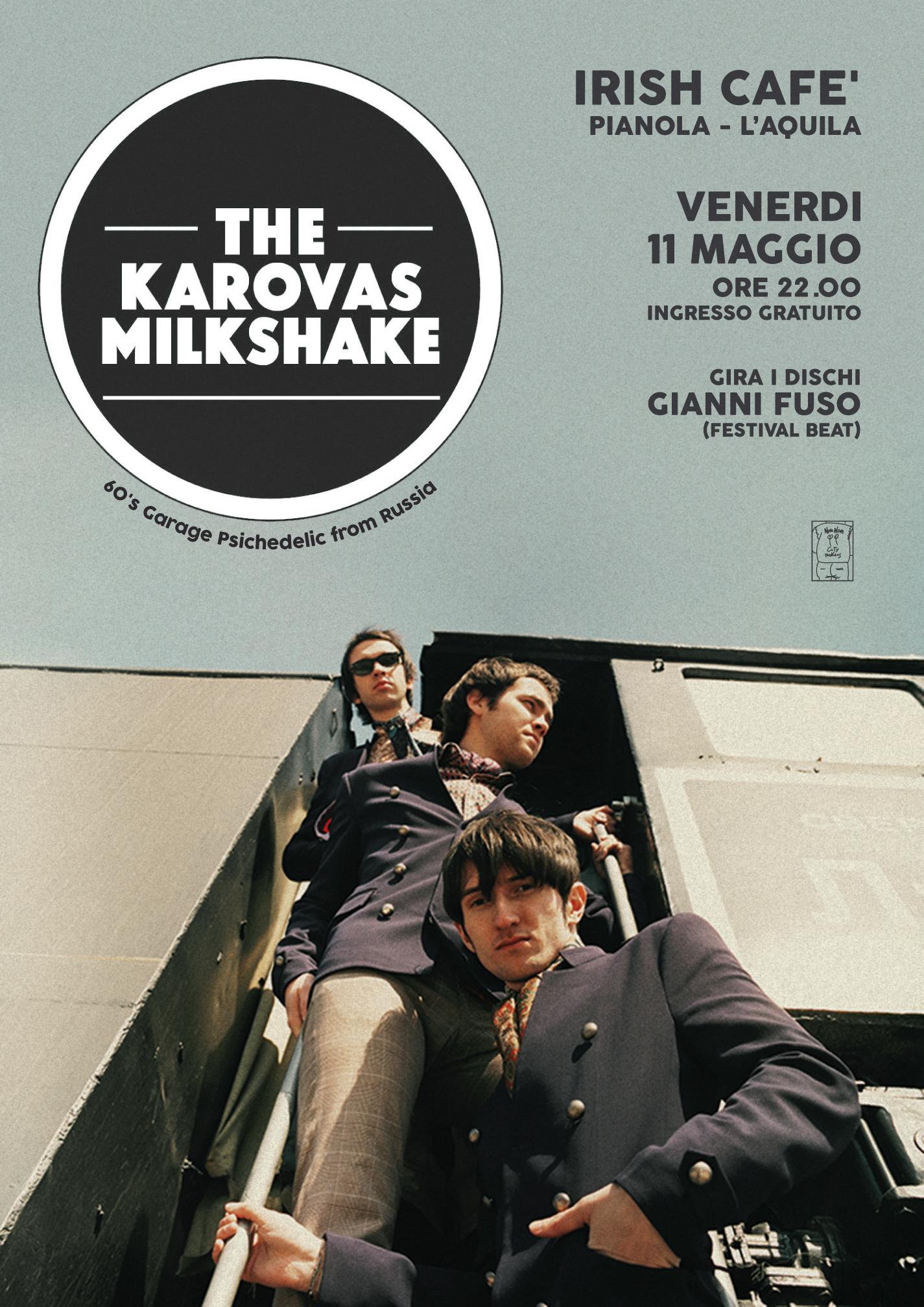 Locandina-The-Karovas-Milkshake